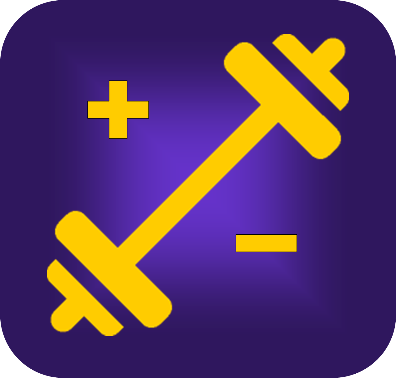 App icon for Wod Math iOS App